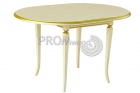 Кухонный стол Каприз люкс круглый